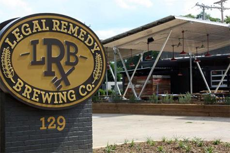 Legal Remedy Brewing Company | Olde English District