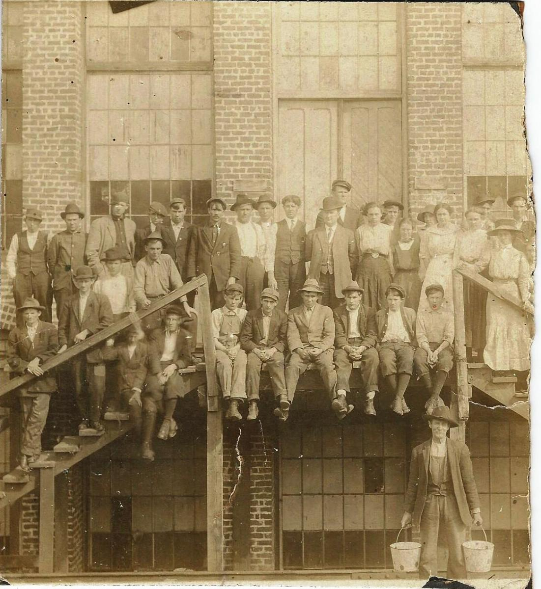 1910 Mill Workers in SC