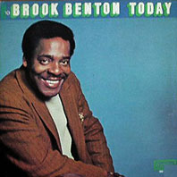 Brook Benton, native of Lugoff