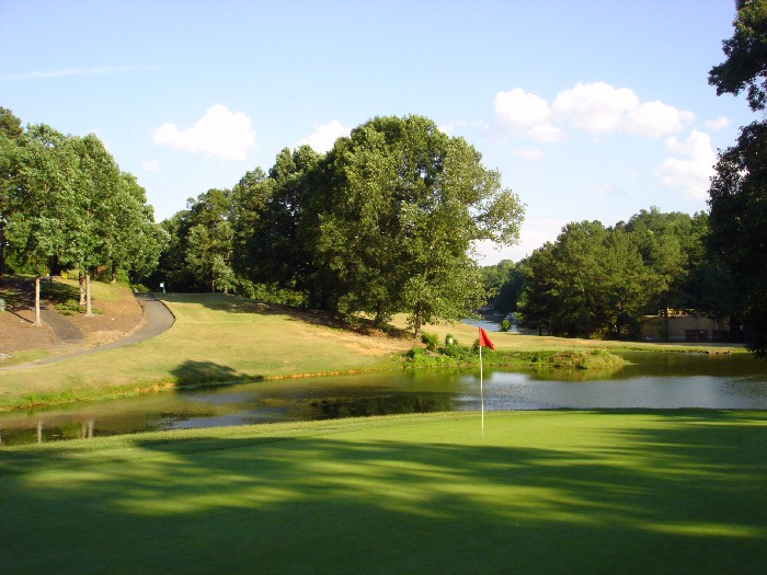 Tega Cay Golf Course